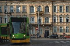 POSEN - STADT-LEBEN Lizenzfreies Stockfoto