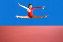 Poses de gymnastique Image stock
