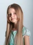 Poses do modelo da menina Imagens de Stock