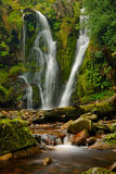 Posforth Gill waterfall Royalty Free Stock Photo