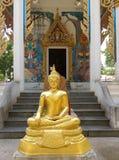 posąg buddy Thailand Obrazy Stock