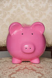 Posh piggy bank Royalty Free Stock Photo