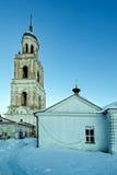 Poshekhonye small town, Yaroslavl region, Russia Royalty Free Stock Images
