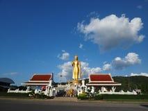 Posição de Budha Imagens de Stock Royalty Free