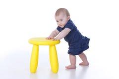 posição do bebê Fotos de Stock Royalty Free