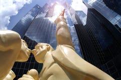 Posição do mundo Fotografia de Stock Royalty Free
