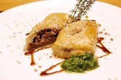 posiłek restauracja Fotografia Royalty Free