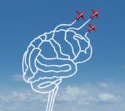 Posibilidad de la mente ilustración del vector