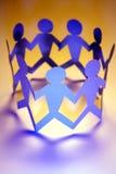 posiedzenia grupy interesów team Obrazy Royalty Free