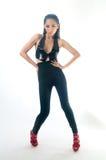 Posing Asian woman model Royalty Free Stock Image
