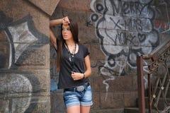 Posing Stock Photography