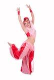 Posing genie Royalty Free Stock Photo