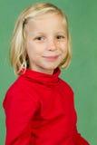 Posing girl Royalty Free Stock Photo