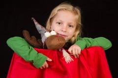 Posing girl Royalty Free Stock Images