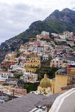 Positano, Италия Стоковое фото RF
