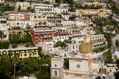 Positano Foto de Stock Royalty Free