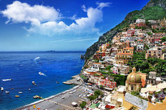Free Positano Royalty Free Stock Images - 26968659