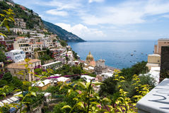 Positano Royalty Free Stock Photo