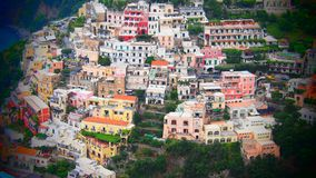 Positano Photo stock