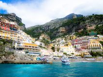 Positano Photos stock