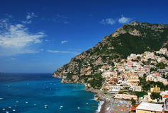 Positano Royalty Free Stock Photography