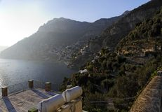 Positano Amalfi Coast Stock Photos