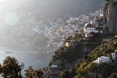 Positano Amalfi Coast Royalty Free Stock Photos