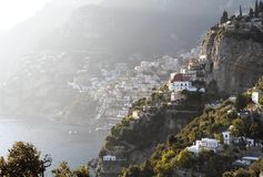 Positano Amalfi Coast Stock Images