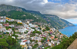 Positano - Amalfi coast Royalty Free Stock Image