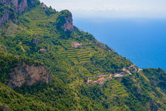 Positano - Amalfi coast Royalty Free Stock Photos