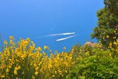 Positano - Amalfi coast Stock Photography