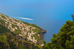 Positano - Amalfi coast Stock Images