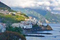 Positano - Amalfi coast Royalty Free Stock Photo