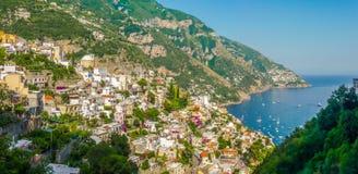 Positano, Amalfi Coast, Campania, Italy Royalty Free Stock Image