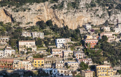 Positano on Amalfi coast, Campania, Italy Royalty Free Stock Photo