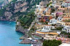 Positano amalfi coast Royalty Free Stock Images