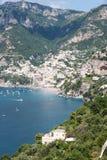 Positano, Amalfi Coast, Italy Stock Photos