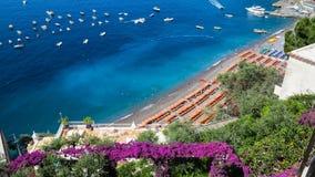 Positano, Amalfi Coast, Italy Royalty Free Stock Photos