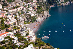 Positano, Amalfi Coast Italy Royalty Free Stock Photography