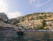 Positano Beach Royalty Free Stock Images
