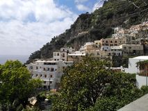 Positano. The best of Italy Royalty Free Stock Photos