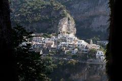 Positano - côte d'Amalfi Image libre de droits