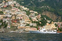 Positano Royalty Free Stock Images