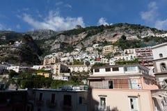 Positano, coast of Amalfi Stock Image