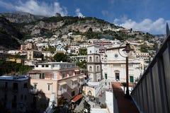 Positano, coast of Amalfi Royalty Free Stock Photo