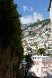 Positano, coast of Amalfi Stock Photography
