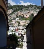 Positano, coast of Amalfi Royalty Free Stock Images