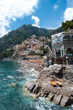 Positano Stock Photo