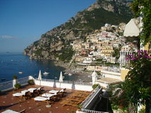 Positano, Italië Stock Fotografie