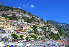Positano, Italia Immagini Stock Libere da Diritti